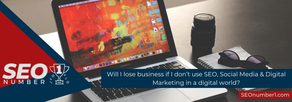 SEO, Social Media & Digital Marketing